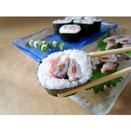 しゃこ巻き寿司