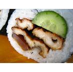 穴キュウ太巻き寿司,アナゴ姿巻き寿司